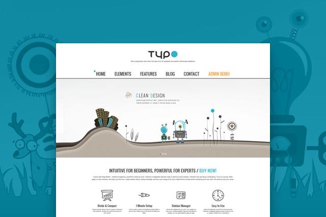 Temas WordPress interactivos y multiuso | Personalización ilimitada ...