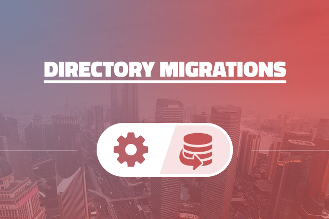 Directory Migrations