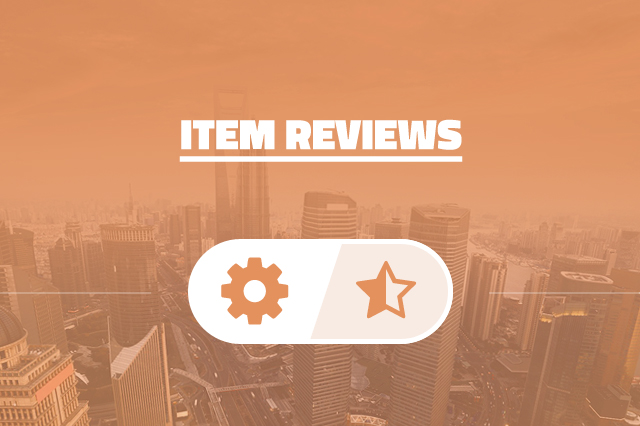 Item Reviews