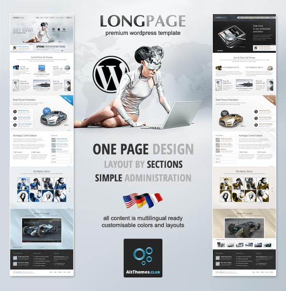 Longpage Scheme