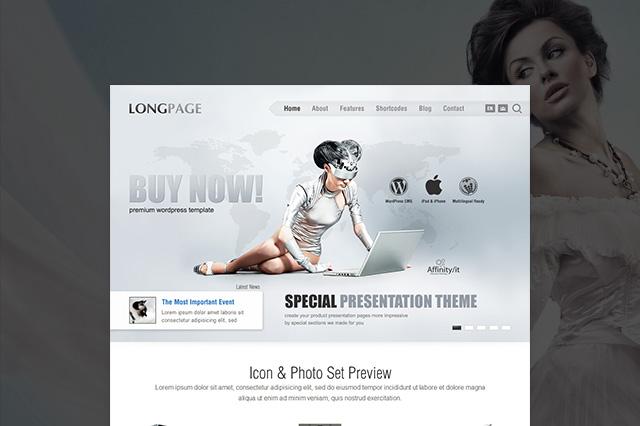 Longpage