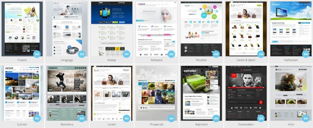 14 WPML Themes