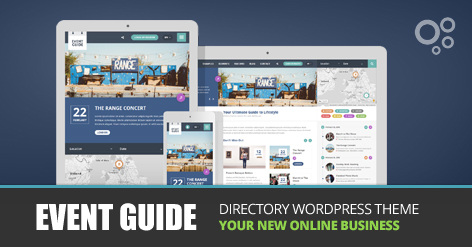 New directory wordpress theme