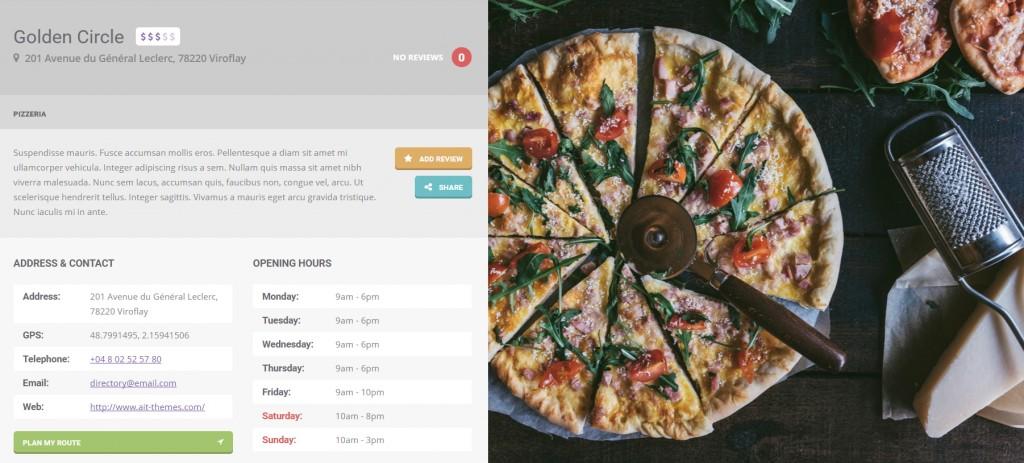 FoodGuide - Header Image