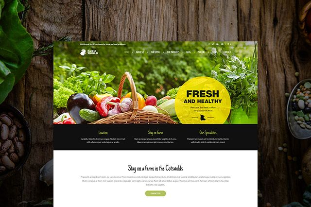 Hotel WordPress Theme | Reservation system for Wordpress Theme ...
