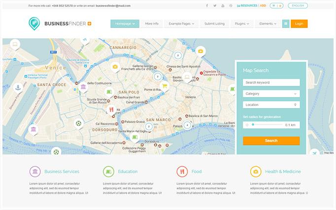 Business Finder+