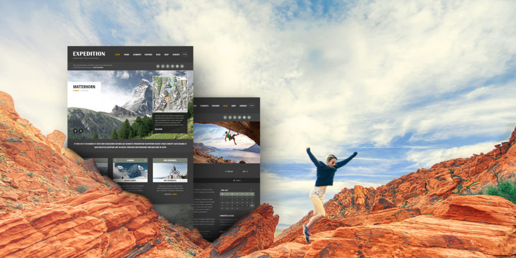 Looking for the best WordPress travel theme? Citadela extends your travel blog with Google maps