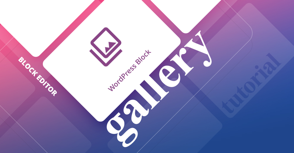 Gallery WordPress block