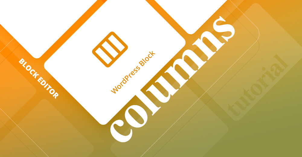 Columns WordPress Block