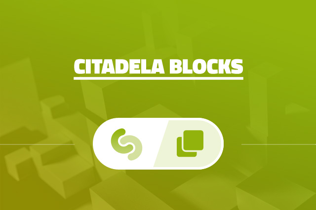 Citadela Blocks