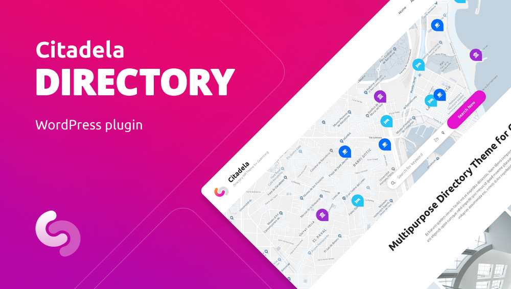 Citadela Directory WordPress Plugin