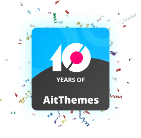 10 years of AitThemes