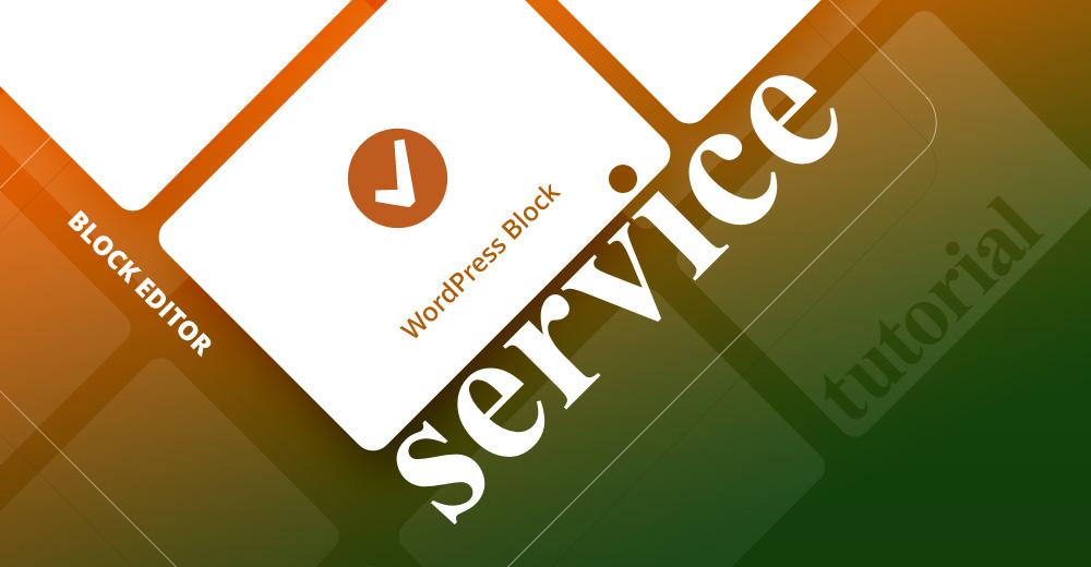 Highlight your services using Service block – AitThemes Custom block