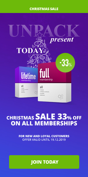 Membership Christmas Sale
