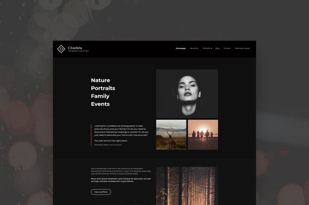 Best Photography WordPress Theme 2021