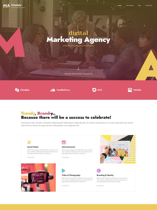 Citadela Marketing Agency